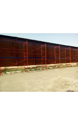 Риштовка будівельна висота 6м ширина 9м