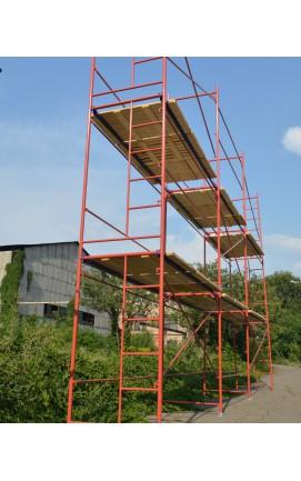 Леса строительные высота 8м ширина 12м