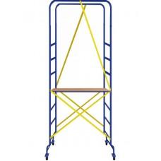 Подмости строительные, рабочая высота до 4м